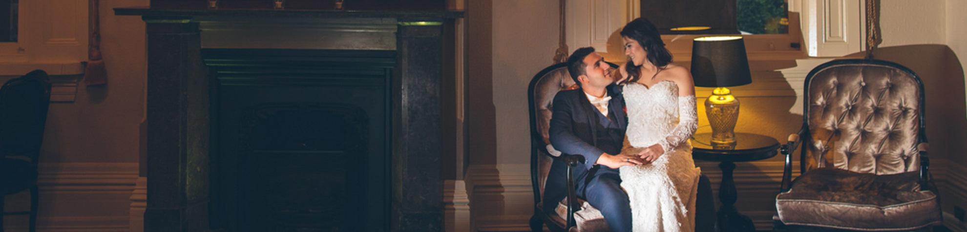 Dan & Daniela – Wedding Photos – Curzon Hall – St Charles Ryde