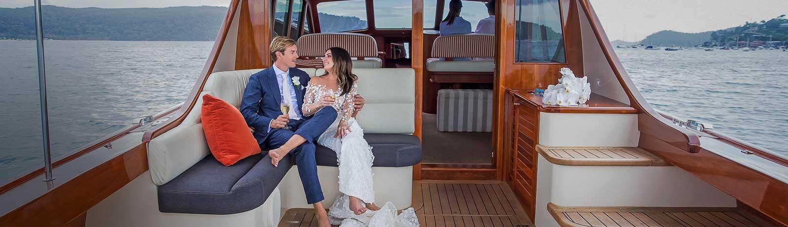 Stephanie & Tom – Palm Beach Sydney