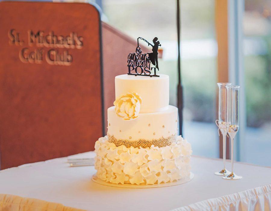 St Michael's Golf Club wedding-19