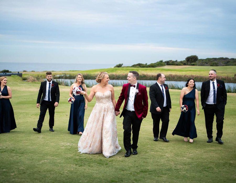 St Michael's Golf Club wedding-8