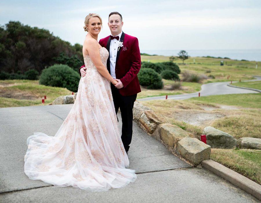 St Michael's Golf Club wedding-9